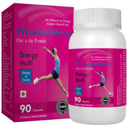 Womensmulti - Multivitamins for Women