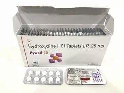 Hydroxyzine Tablet