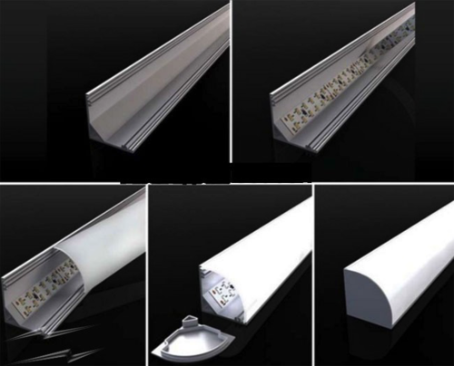 Lumex Led Lighting. Led Aluminium Profiles Lumex Led Lighting