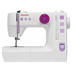 Electric Toyota Home Sewing Machine, For Medium Material