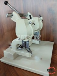 Double Head Eyelet Riveting Machine