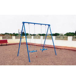 Playground Two Seater Swing
