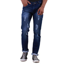 Patch Denim Jeans