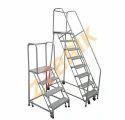 Aluminium Trolley Ladders