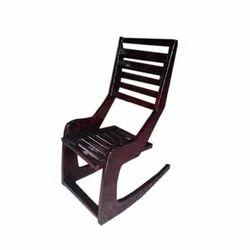 Wood Arm Rest Chair