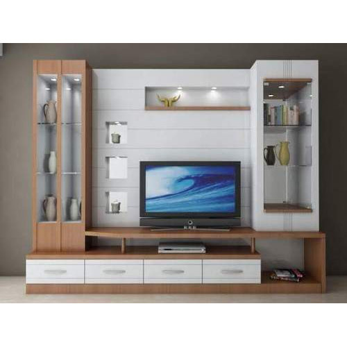 Lcd Tv Unit At Rs 56000 Set Lcd Tv Stand Id 14636501088