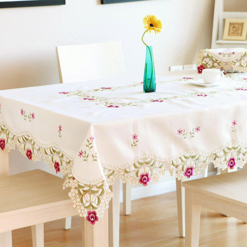 dining table sheets at rs 150 piece table covers id 16129746512