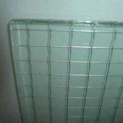Transparent Saint Gobain Wired Glass