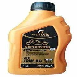 Supersynth 4T 10W-50 SN Oil