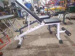Adjustable Utility Bench