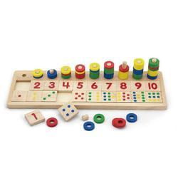 Count & Match Numbers Educational Toys