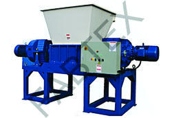 Industrial Plastic Waste Shredder