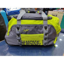 Polyester Skybags Hastle DFT Duffle Bag, For Travel