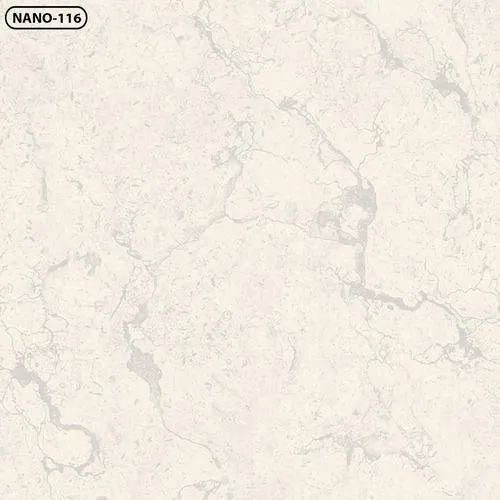 Plain Soluble Salt Vitrified Tiles, Thickness: 5-10 mm