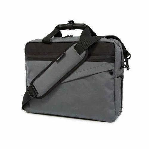 96e1140ec1ba Craft Fabric, Eva Sheet Plain Laptop Side Bags, Rs 950 /piece | ID ...