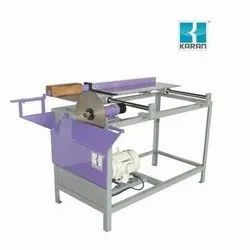 Three & Single Phase Circular Saw Table With Trolley Linear Bearing Sliding