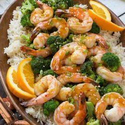Shrimp Meal