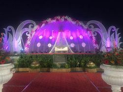 Fancy Fabricated Wedding Gate