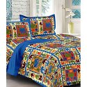 Rajasthani Cotton Bedsheet