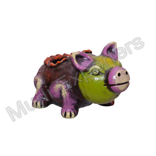 Clay Animal Planter At Rs 350 Piece Terra Cotta Planter