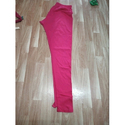 Ladies Pink Ankle Length Legging