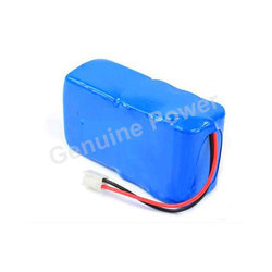 3.7v 4000 Mah Bicycle Lamp Battery
