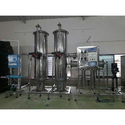 Jaldoot Automatic Industrial Water Softener System