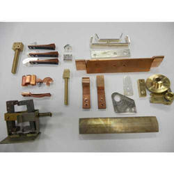 Copper, Brass Spares for Starters, Application:Motors