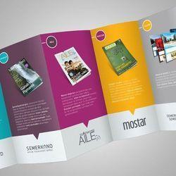 Digital Brochure Designing Service in India