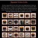 44.4 KSV Voice Coil