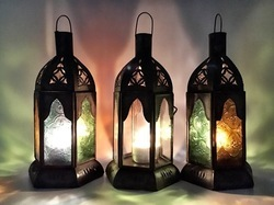 Gypsy Colour Lamp With Different Finish