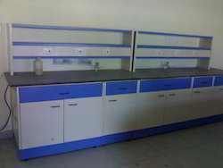 Laboratory Wall Bench & Furniture