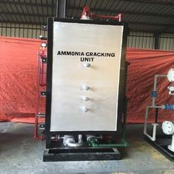 Ammonia Gas Cracking Unit