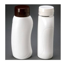 50 ml HDPE Round Bottle With 20 mm FTC