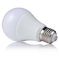 Ceramic & Aluminum Round LED Bulb, Warranty: 1 Year