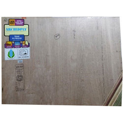 Rectangular Brown Archidply Plywood