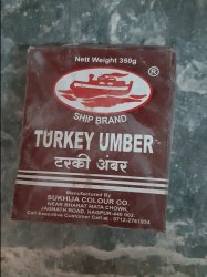 Turkey Umber