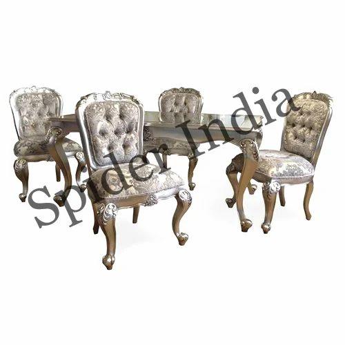Super Silver Dining Table Set Machost Co Dining Chair Design Ideas Machostcouk