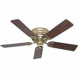 Golden Crompton Low Profile Ceiling Fan
