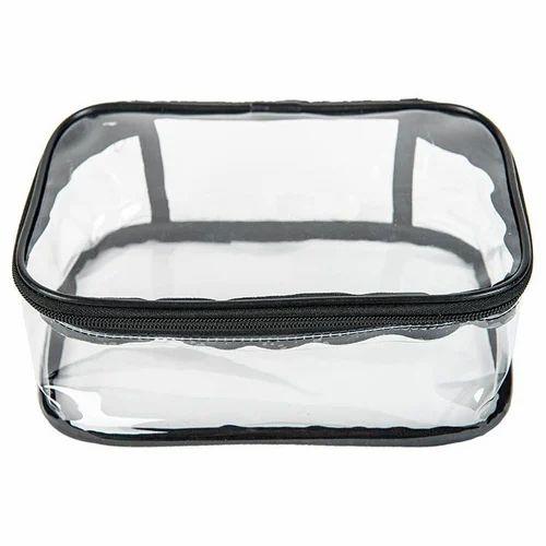 A Tu Z Pvc Cosmetic Kit Bag Size