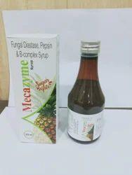 Fungal Diastase Pepsin B-Complex Syrup(Sugar Free)