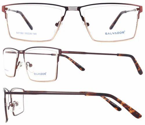 b1bcec98459e Optical Frame - Fashionable New Mens Half Rim Optical Frame-41082 ...