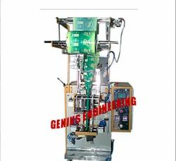 Psyllium Husk Zipper Pouch Packing Machine