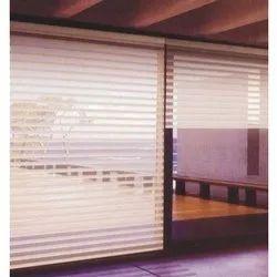PVC Vertical Triple Shade Blinds