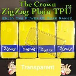 Plastic Plain TPU Mobile Back Cover
