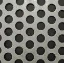 MS Round Hole Perforated Sheet