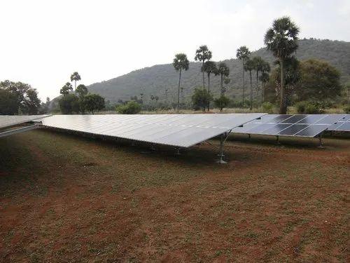 1 mw solar power solutions