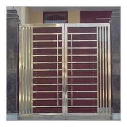 Stainless Steel Swing SS Gate