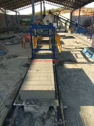 CLC Light Weight Block Making Machine