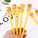 emoji spring head shaking pen